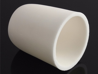 Alumina Conical Corundum Crucible 30ml - Ø38 x 45mm