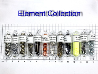 Element-Set Basic 12 Elements 50mm Ampoules