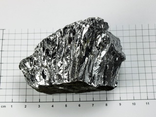 smart-elements - Very nice chromium lump 533 grams  - >99.9% unique piece