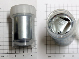 smart-elements - High purity Gallium Metal 100g 99,999% purity!