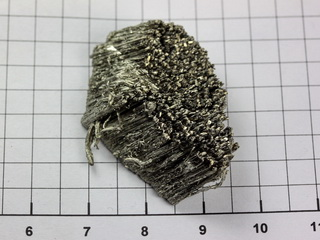 smart-elements - High pure Scandium dendritic crystalline piece, 99,99%