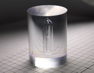smart-elements - Liquid Xenon in fused quartz ampoule -