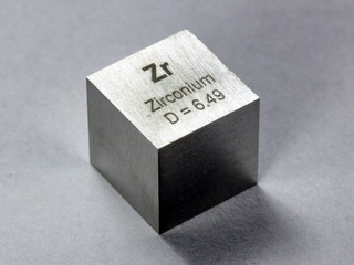 smart-elements - ZIRCONIUM precision density-standard cube 1cm3